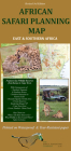 African Safari Planning Map Cover Image
