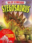 Dig Up a Dinosaur Stegosaurus Cover Image