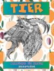 Malbücher für Frauen - Selbstliebe - Tier Cover Image