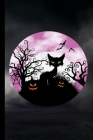 Halloween Cat: Haunted Spooky Halloween Party Scary Hallows Eve All Saint's Day Celebration Gift For Celebrant And Trick Or Treat (6