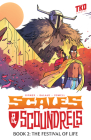 Scales & Scoundrels Book 2 Cover Image