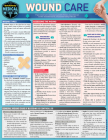 Wound Care: A Quickstudy Laminated Reference Guide Cover Image