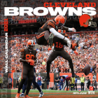 Cleveland Browns 2021 12x12 Team Wall Calendar Cover Image