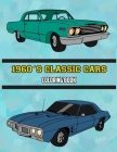 1960's Classic Cars Coloring Book: Volume 1 Cover Image
