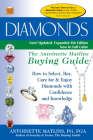 Diamonds (4th Edition): The Antoinette Matlins Buying Guide-How to Select, Buy, Care for & Enjoy Diamonds with Confidence and Knowledge Cover Image