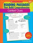 Context Clues (Reading Passages That Build Comprehension) Cover Image