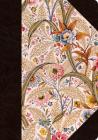 ESV Single Column Journaling Bible, Large Print (Summer Garden) Cover Image