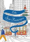 Color San Francisco: 20 Views to Color in by Hand Cover Image