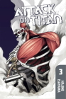 Attack on Titan, Volume 3 Cover Image