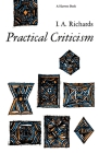 Practical Criticism: A Study Of Literary Judgment Cover Image