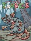 Livre de coloriage Zombies 3 Cover Image