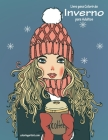 Livro para Colorir de Inverno para Adultos Cover Image