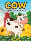 Cow Coloring book for Kids Cover Image
