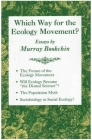 Which Way for the Ecology Movement?: Essays by Murray Bookchin Cover Image