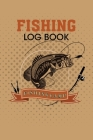 Fishingcamp Fishing Log Book: The perfect fishing gift for men, teens and kids that love fishing. Cover Image