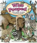 Who Pooped? Field Guide, Journal & Activity Book Cover Image