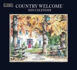 Country Welcome: 2020 Wall Calendar Cover Image
