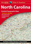 Delorme North Carolina Atlas & Gazetteer Cover Image