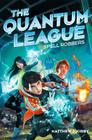 The Quantum League #1: Spell Robbers Cover Image