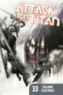 Attack on Titan 33 Cover Image