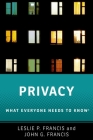 Privacy: What Everyone Needs to Know(r) Cover Image