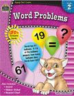 Ready-Set-Learn: Word Problems Grd 2 [With 180+ Stickers] Cover Image