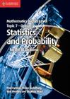 Mathematics Higher Level for the Ib Diploma Option Topic 7 Statistics and Probability Cover Image