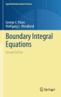 Boundary Integral Equations (Applied Mathematical Sciences #164) Cover Image