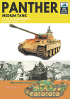 Panther Medium Tank: IV. Ss-Panzerkorps Eastern Front, 1944 (Tankcraft) Cover Image