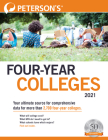 Four-Year Colleges 2021 Cover Image