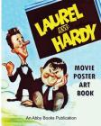 Laurel and Hardy Movie Poster Art Book Cover Image