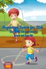 Organized Sports for Kids: How To Get Kids Interested In Sports and Keep Fit!: All Kids' Sport Cover Image