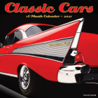 Classic Cars 2021 Wall Calendar Cover Image