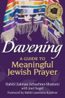 Davening: A Guide to Meaningful Jewish Prayer Cover Image