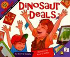 Dinosaur Deals (MathStart 3) Cover Image
