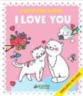 I Love You Cards: 25 Clever Cards to Color + Envelopes Included Cover Image
