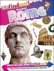 DKfindout! Ancient Rome (DK findout!) Cover Image