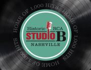 Historic RCA Studio B Nashville: Home of 1,000 Hits Cover Image