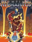 Olympians: Hephaistos: God of Fire Cover Image