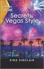 Secrets, Vegas Style: A Best Friend's Brother Romance Cover Image
