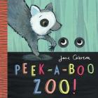 Peek-a-Boo Zoo! Cover Image