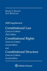 Constitutional Law: Cases in Context, 2020 Supplement (Supplements) Cover Image