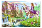 Fairy Tale Castle Floor Puzzle (48 Pc) Cover Image