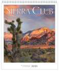 Sierra Club Wilderness Calendar 2021 Cover Image