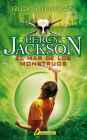 Percy Jackson 02. El Mar de Los Monstruos Cover Image