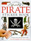 Ultimate Sticker Book: Pirate Cover Image