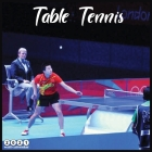 Table Tennis 2021 Wall Calendar: Official ping-pong Sport Calendar 2021, 18 Months Cover Image