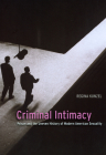 Criminal Intimacy: Prison and the Uneven History of Modern American Sexuality Cover Image
