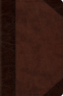 ESV Personal Reference Bible (Trutone, Brown/Walnut, Portfolio Design) Cover Image