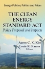 Clean Energy Standard ACT Cover Image